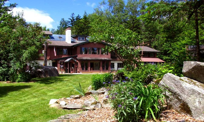 Green Mountain Vermont - Dover, VT: 2-Night Stay for Two at a Vermont Lodge or Inn with Adventure Challenge Package. Combine Up to 8 Nights.