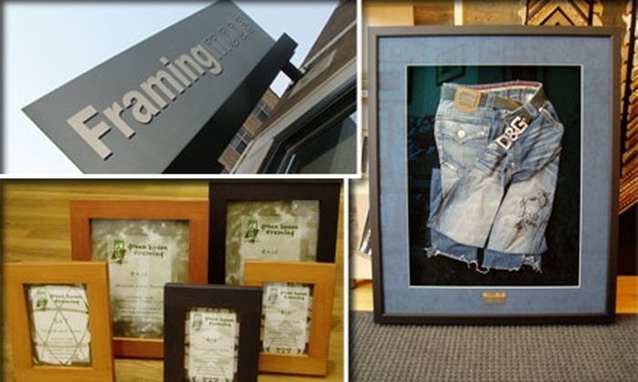 Framing Mode - South Loop: $30 for $75 Worth of Custom Framing and Art Prints from Framing Mode & Gallery