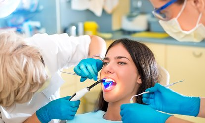 Up to 95% Off Dental Exam, Cleaning and X-Rays at Smile Today