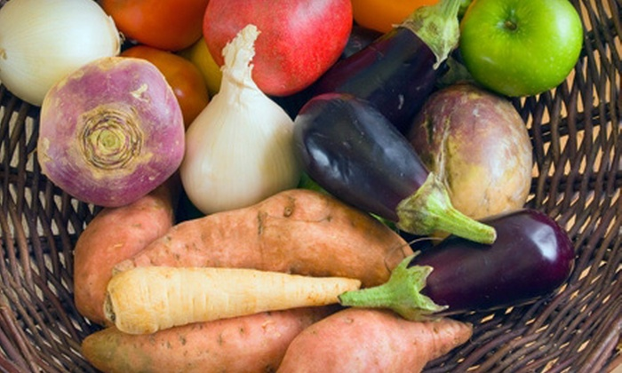 Full Circle: Organic Produce and Artisan Groceries from Full Circle (53% Off). Three Options Available.