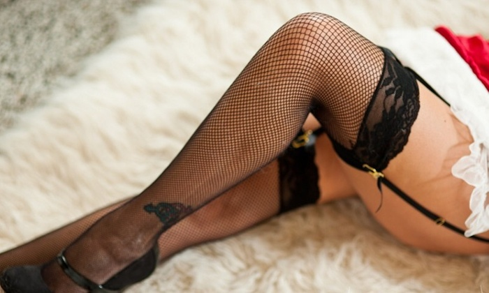 Photography By Jeannie - Aurora Highlands: 90-Minute Boudoir Photo Shoot from Photography By Jeannie (81% Off)