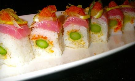 $30 Groupon to Sushi Japon - Sushi Japon in Austin
