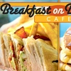 $10 for Fare at Breakfast on Broadway