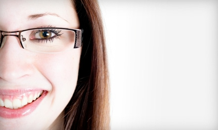 EyeCare Associates - Multiple Locations: $50 for $150 Worth of Eyewear or an Eye Exam at EyeCare Associates. Choose from Six Locations.