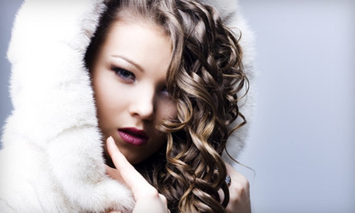 Another Wild Hair - Summerlin: $25 for Hairstyling Package with Cut, Paul Mitchell Deep-Conditioning, and Ginger Scalp Massage at Another Wild Hair (Up to $135 Value)