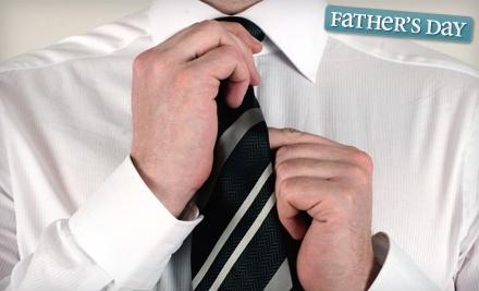 $50 Groupon to J. Harrington Clothiers - J. Harrington Clothiers in Norcross