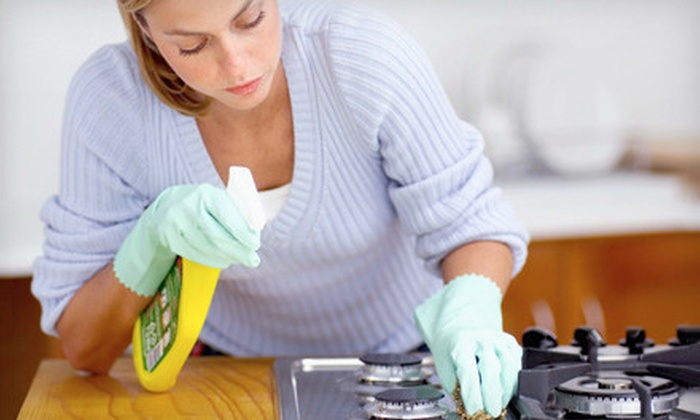 Kaimana Cleaning Service LLC - Kahului: One or Three Housecleaning Sessions from Kaimana Cleaning Service LLC (51% Off)