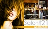 Salon One21 & Colorbar - Wake Forest: $30 for $75 Worth of Services at Salon One21 & Colorbar