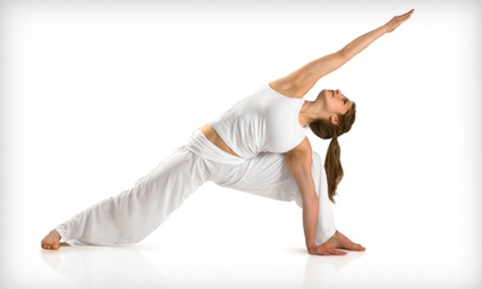Anahata Yoga Center of Williamsburg - 1: $40 for a Five-Class Yoga Pass at Anahata Yoga Center of Williamsburg in Williamsburg ($80 Value)