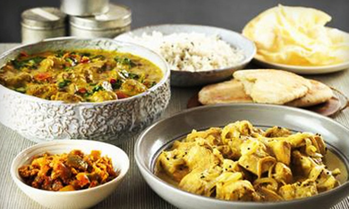Tandoori Kabab Touch - North Central: $8 for $16 Worth of Pakistani and Indian Fare at Tandoori Kabab Touch
