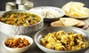 Tandoori Kabab Restaurant - North Central: $8 for $16 Worth of Pakistani and Indian Fare at Tandoori Kabab Touch