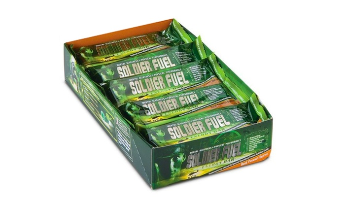 soldier fuel energy bars groupon goods