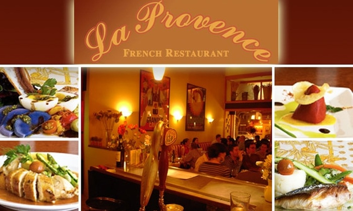 La Provence - Noe Valley: 60% Off Southern French Cuisine at La Provence
