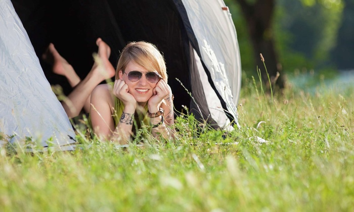 Camp Niwana - Woodville: $225 for One Week of Overnight Camp for One Child Ages 5-15 at Camp Niwana ($350 Value)