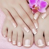 Up to 32% Off Mani-Pedi at Meme's Place