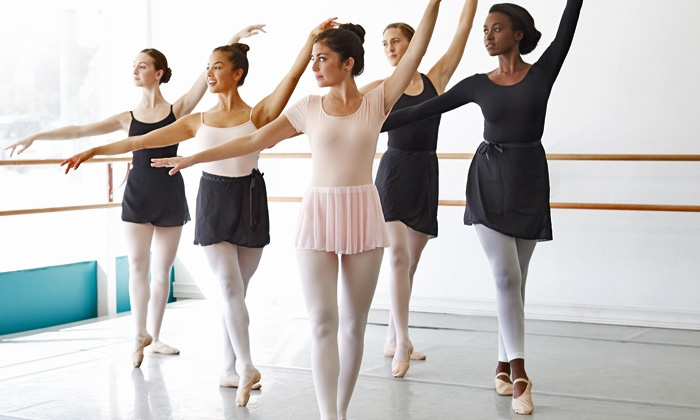 Portland Festival Ballet - Studio II (New Location): Adult or Kids' Dance Classes at Portland Festival Ballet (Up to 74% Off). Three Options Available.