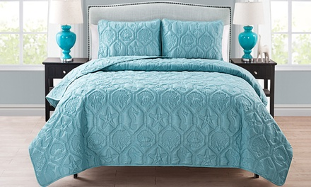 Shore 3-Piece Quilt Set