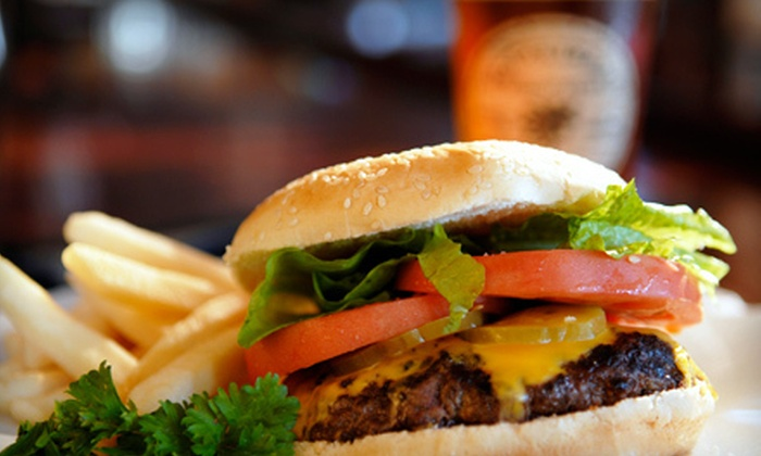 Canz-a-citi Roadhouse - Multiple Locations: $25 for $50 Worth of Pub Food and Beer at Canz-a-citi Roadhouse