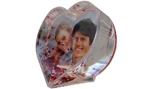 Our Dreams: Bola o corazón de metacrilato personalizados con tu fotografía desde 9,90 €