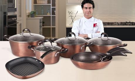 Set de cocina de 13 piezas de San Ignacio