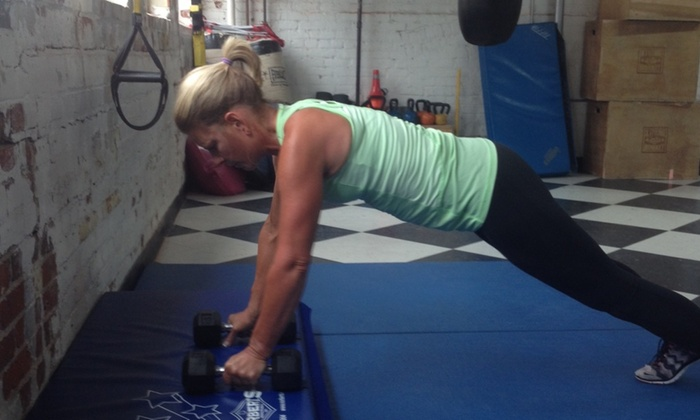 B.E. Fitness, LLC - Harbor Point: Three or Five Personal Training Sessions with Diet and Weight-Loss Consultation from B.E. Fitness, LLC (79% Off)