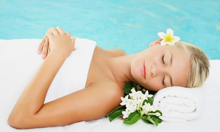 Destination Harmony - Lake Forest: A Slimming Body Wrap at Destination Harmony (61% Off)