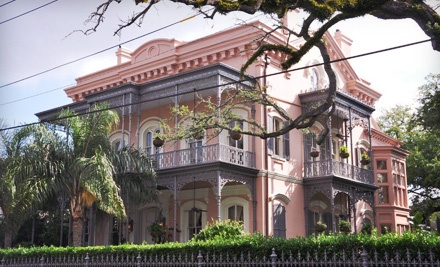 Garden District Walking Tour for Two or Four from NOLA Native Tours (Up to 55% Off)