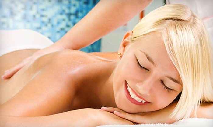 Terra Acqua Day Spa - Daytona Beach Resort Conference Center: Foot Scrub with Deep-Tissue Massage or Hot-Stone Massage at Terra Acqua Day Spa