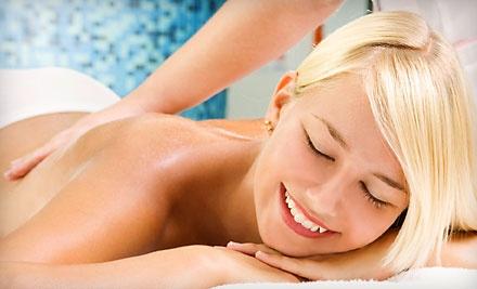 25-Minute Deep-Tissue Massage and a Lavender or Pumpkin-Spice Foot Scrub (a $95 value) - Terra Acqua Day Spa in Daytona Beach