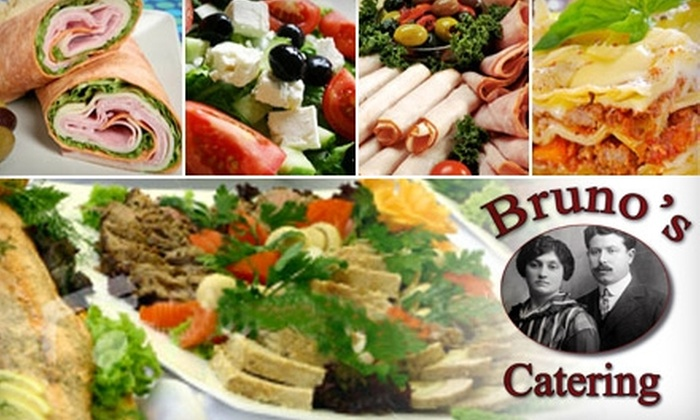 Bruno's Gourmet Market and Catering - New York City: $50 for $100 Worth of Catered Meals from Bruno's Gourmet Market and Catering