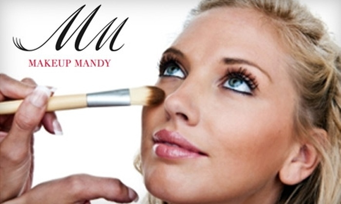 Makeup Mandy - West Hollywood: $35 for $70 Worth of Eyelash and Makeup Services, Facials, and More at Makeup Mandy in West Hollywood