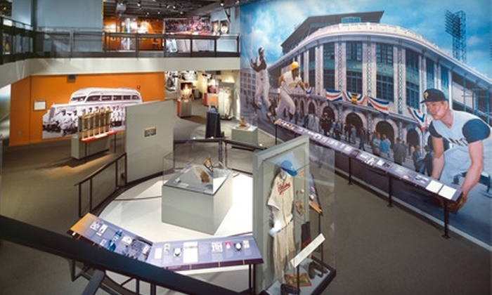 Senator John Heinz History Center - Strip District: Individual or Family Membership to the Senator John Heinz History Center Plus Exclusive Gifts. Choose Between Two Options.