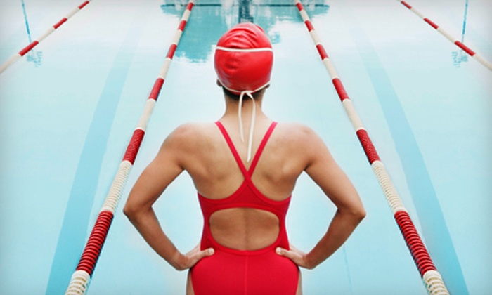 Lane Four Swim Shop - Multiple Locations: $20 for $40 Worth of Swimsuits and Swim Accessories at Lane Four Swim Shop