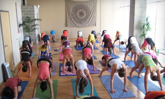 Kaivalya Yoga - Madison: $49 for One Month of Unlimited Yoga at Kaivalya Yoga ($109 Value)
