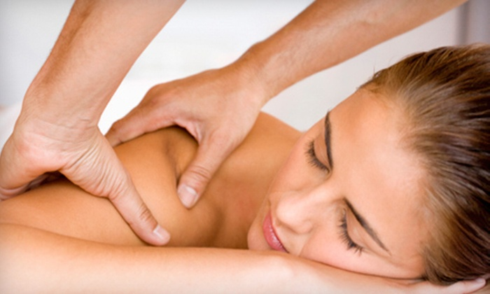 Eternal Spa - City Centre: Two Deep-Tissue or Shiatsu Massages or Massage Plus Custom Facial at Eternal Spa in Richmond (Up to 55% Off)