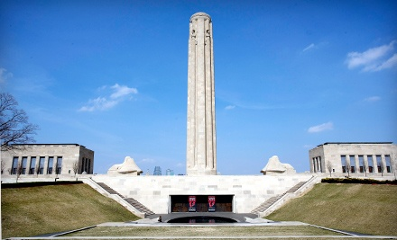 2 Adult Admissions (a $24 value) - National World War I Museum at Liberty Memorial in Kansas City