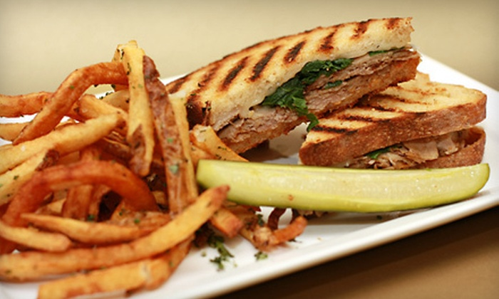 On the Rox - Richmond: $20 for $40 Worth of Upscale Bar Fare at On the Rox