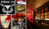 Pisco Latin Lounge - Mission Dolores: $10 for $20 Worth of Latin Cuisine, Tapas, and Cocktails at Pisco Latin Lounge