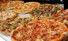 TJ's Pizza of Dover - TJ's Pizzeria Cafe: Dine-In, Takeout, or Delivery at TJ's Pizza of Dover (Up to 48% Off)
