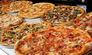 TJ's Pizza of Dover: Dine-In, Takeout, or Delivery at TJ's Pizza of Dover (Up to 48% Off)