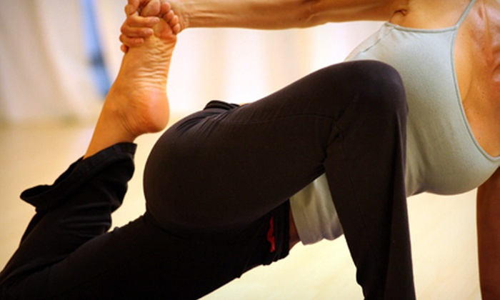 WYNN Yoga - Thornhill: 10 or 20 Yoga Classes or One Month of Unlimited Classes at WYNN Yoga in Thornhill (Up to 88% Off)