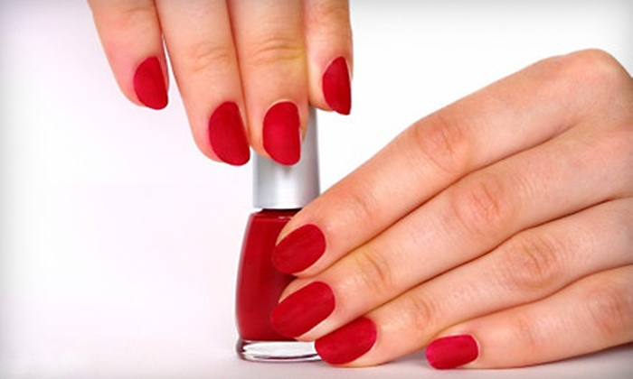 Hot Rodz and Betties Hair Garage - Santee: $19 for a Shellac Manicure at Hot Rodz and Betties Hair Garage in Santee ($40 Value)