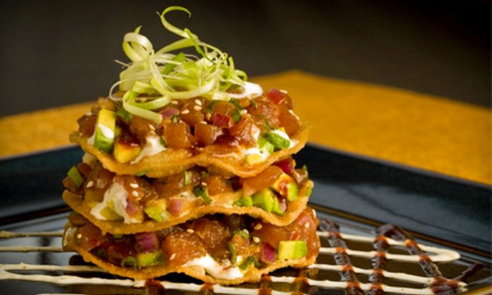 Stir Crazy Fresh Asian Grill - Town Center: $15 for $30 Worth of Asian Cuisine at Stir Crazy Fresh Asian Grill in The Woodlands