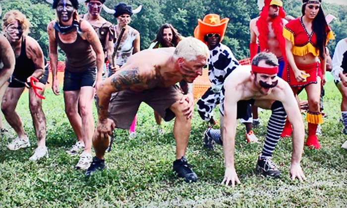 The Big Bash Obstacle Dash - Quarryville: Obstacle-Race Outing for Individual or Team at The Big Bash Obstacle Dash in Quarryville