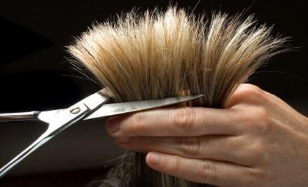 Ground Zero Salon: Good for either a Men's Haircut or Blow-Dry & Wash - Ground Zero Salon in Philadelphia