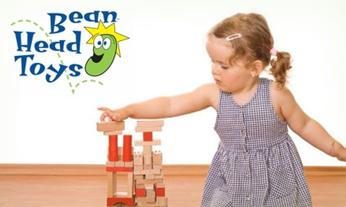 Bean Head Toys - Sandy Springs: $15 for $30 Worth of Toys and Fun at Bean Head Toys