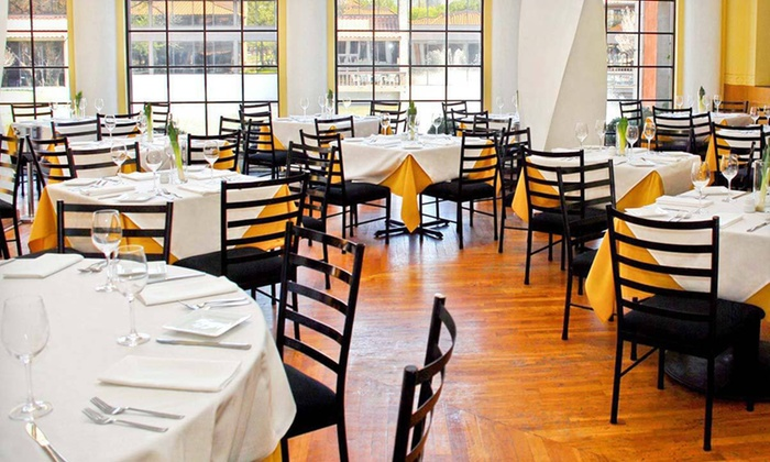 Mi Piaci - Prestonwood Pond: $65 for a Four-Course Italian Meal for Two