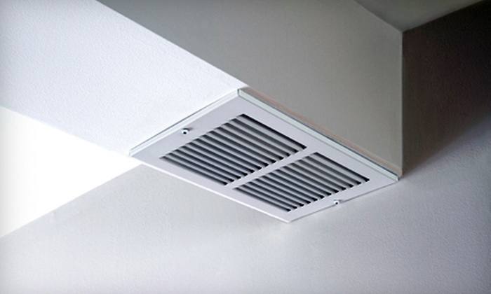 Buckeye Cleaners - Columbus: $49 for Air-Duct Cleaning and Furnace Inspection from Buckeye Cleaners ($149.99 Value)