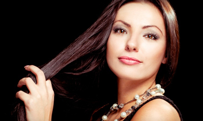 BHC Salon & Spa - Valhalla: $99 for a Semi-Permanent Vegan Hair-Smoothing Treatment at BHC Salon & Spa in Chappaqua (Up to $450 Value)