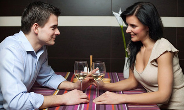 Indy Speed Date - Multiple Locations: Speed Dating for One or Two with Credit Toward Food and Drink from Indy Speed Date (Up to 65% Off)